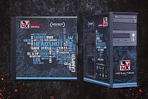 Herní počítač Lynx Grunex ProGamer.