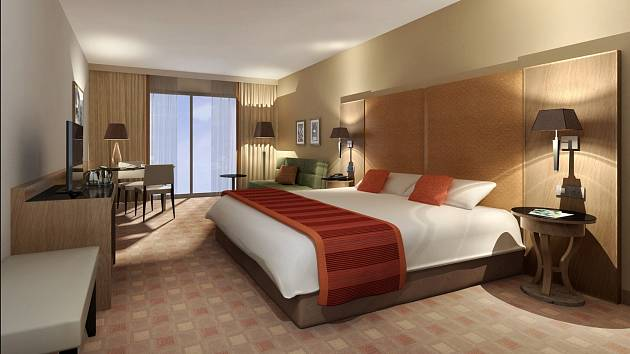 Hotel. Ilustrační foto