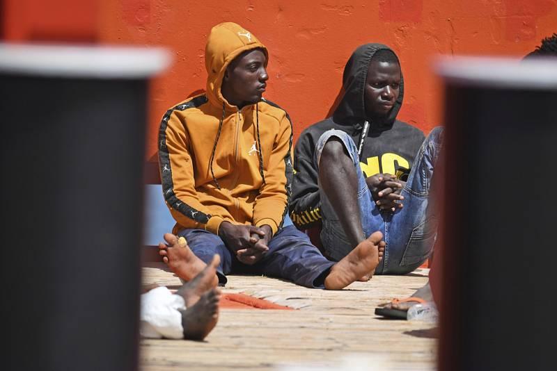 Migrantů, kteří směřují z Afriky do Evropy přes Itálii, znovu přibývá
