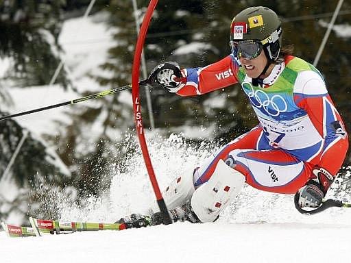 Ondřej Bank byl v olympijském slalomu ve Vancouveru blízko medaili.