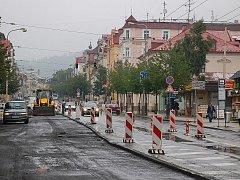 Zrekonstruovaná mariánskolázeňská Hlavní ulice si odnesla ocenění v soutěži Cesty městy.