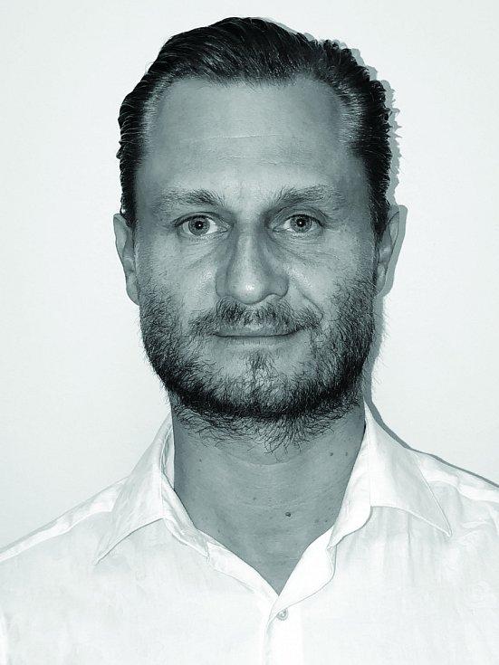 Michal Kárych, předseda České asociace zdravého opalování.