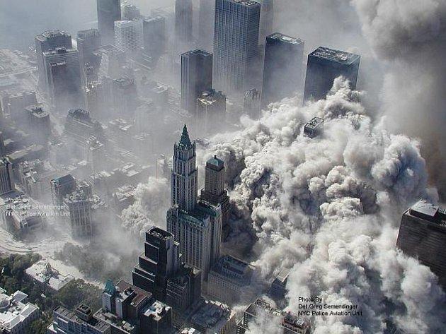 Teroristický útok na Světové obchodní centrum 11. září 2001