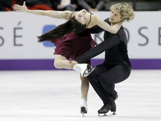 Meryl Davisová a Charlie White podruhé v kariéře získali světový titul v kategorii tanečních párů.