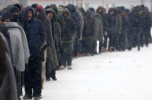 Migrace, ilustrační foto