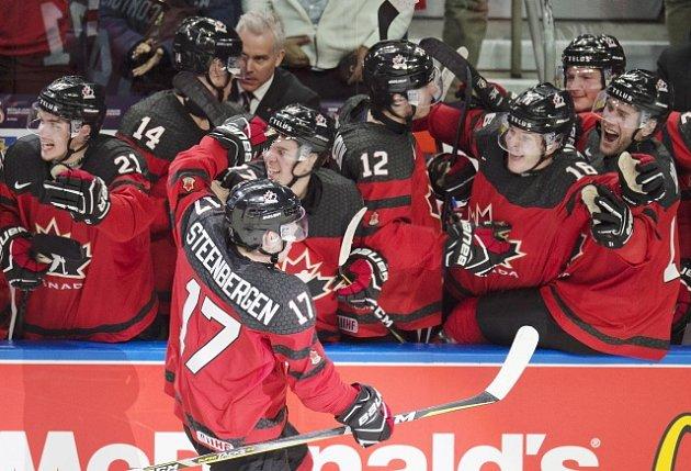 Kanadský hokej má mnoho talentů.