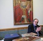 Profesor Jan Royt historik umění.