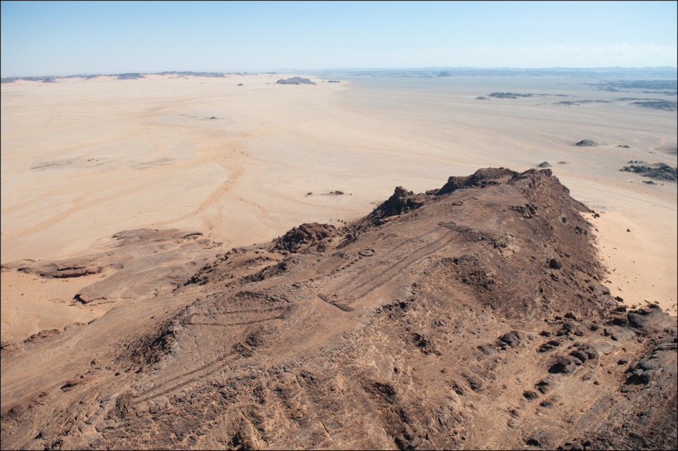 V Saúdské Arábii byly objeveny tajemné kamenné stavby. Jsou starší než Stonehenge v Anglii