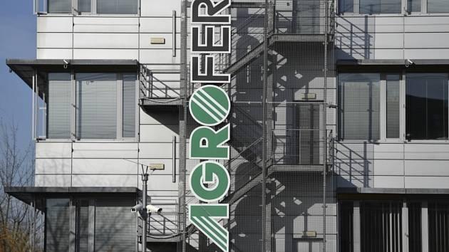 Sídlo společnosti Agrofert. Ilustrační snímek