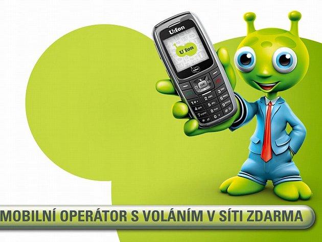 Čtvrtý telefonní operátor v ČR U:fon