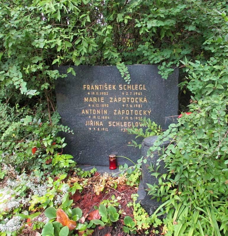 Hrob Antonína Zápotockého