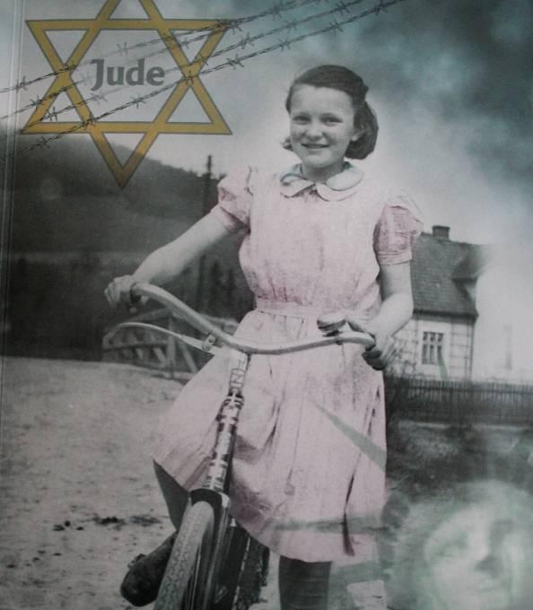 Židovská kamarádka Ilse ve 40. letech