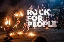 Rock for People. Ilustrační snímek.