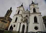 klášter v Želivě