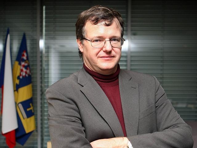 Renomovaný ekonom Petr Zahradník.