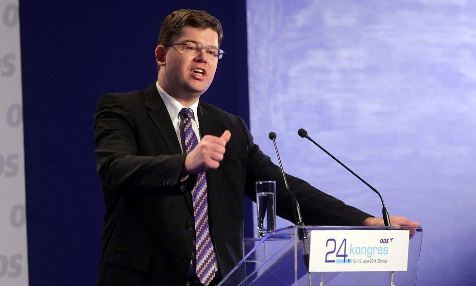 Jiří Pospíšil, kandidát na 1. místopředsedu