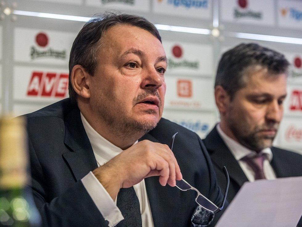 Tomáš Král, šéf českého hokeje