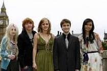 Harry Potter a Fénixův řád: Evanna Lynch, Rupert Grint, Emma Watson, Daniel Radcliffe a Katie Leung