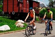 Bockl-Radweg. Poznejte Bavorsko na kole