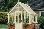 V 19. století sloužily skleníky nejen k pěstování rostlin, ale i jako společenské místnosti.
