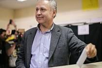Kandidát na chilského prezidenta Marcel Claude