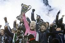 Fotbalisté Kansasu City slaví titul v MLS