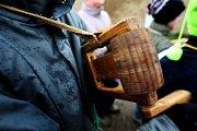 Tradice Vodění Jidáše na Orlickoústecku