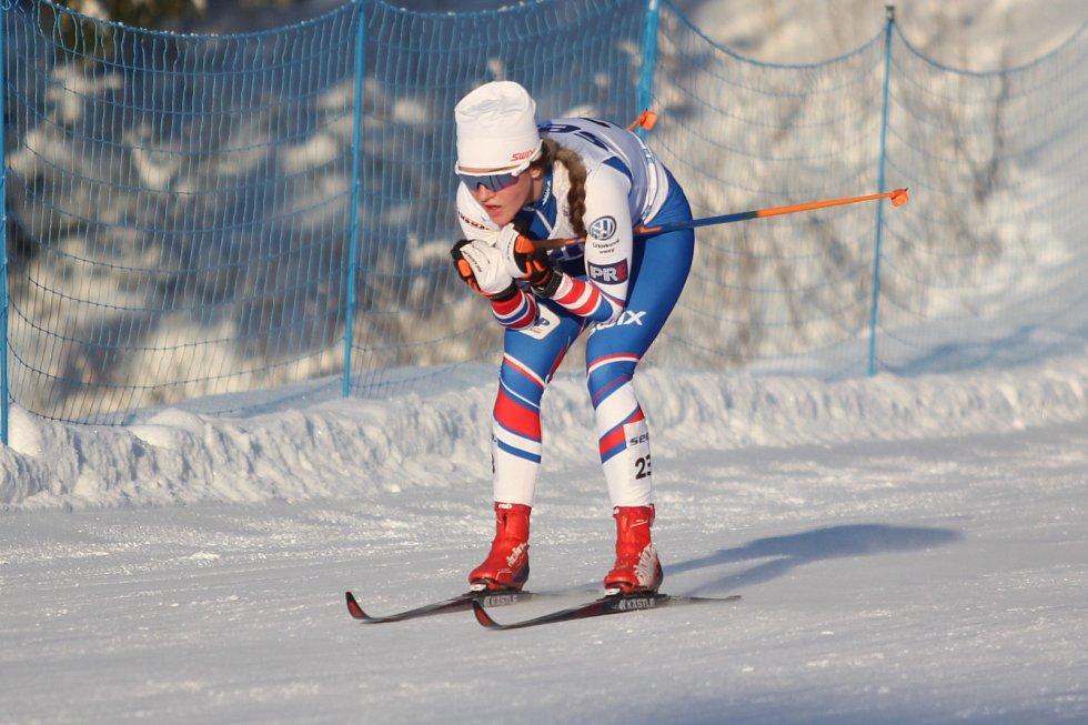 MSJ v běžeckém lyžování v Lahti