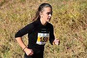 Královna kategorie žen na Ještědském půlmaratonu 2018 – Tereza Kalousová.