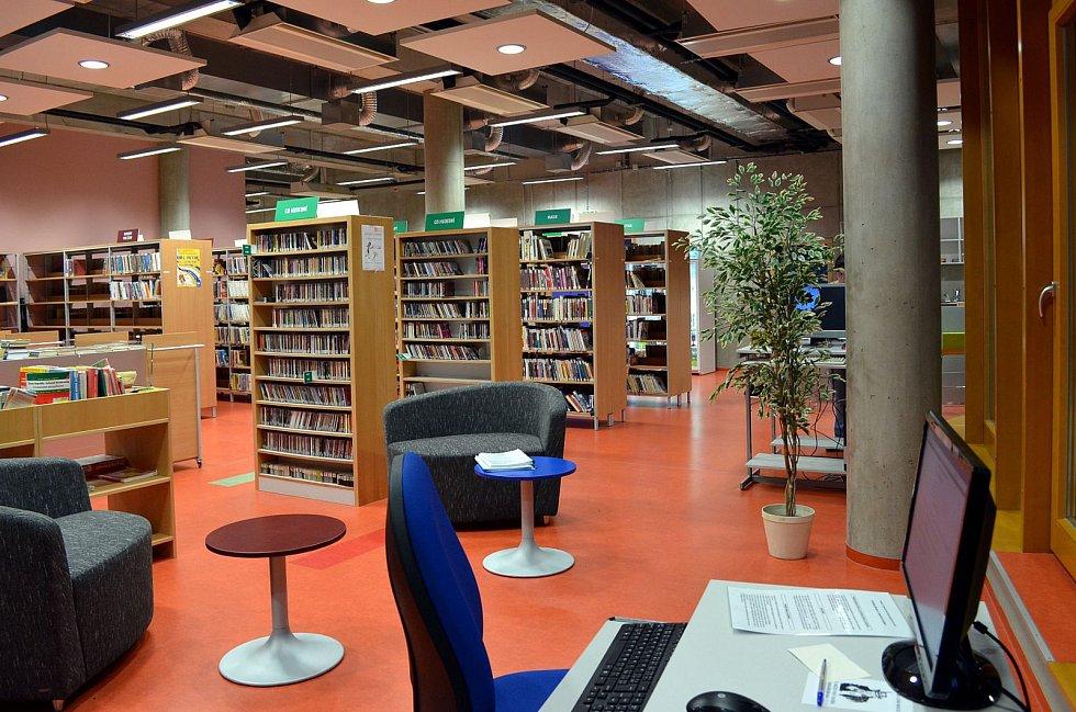 Multimediální kulturní centrum a knihovna v Děčíně