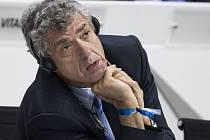 Boss španělské fotbalu Ángel María Villar.