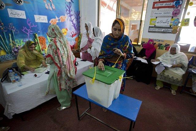 Volby v Pákistánu