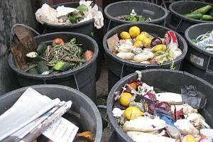 Plýtvání potravinami, ilustrační foto.