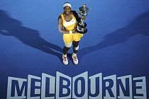 Serena Williamsová obhájila na Australian Open titul.