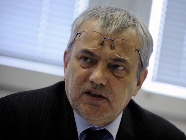 Ředitel odboru azylové a migrační politiky ministerstva vnitra Tomáš Haišman.