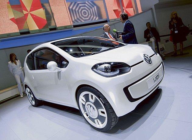 Nový minivůz Volkswagen UP