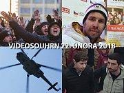 Videosouhrn Deníku – čtvrtek 22. února 2018