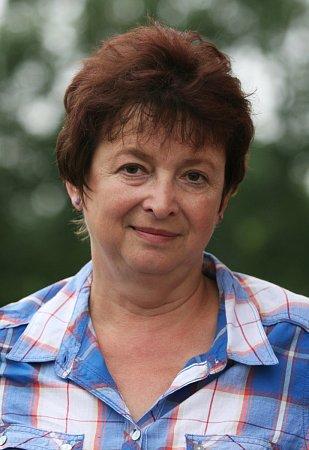 Profesorka Vladimíra Dvořáková.