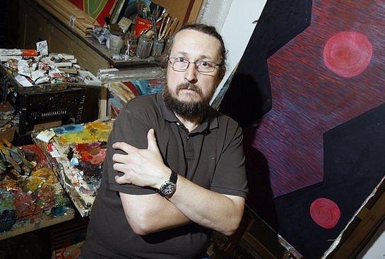 malíř Jan Tichý