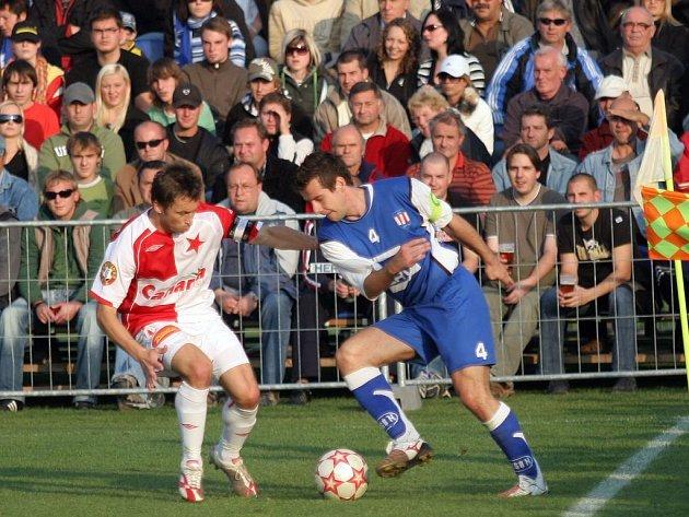 Slavia prohrála v Líšni 3:4.