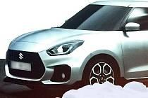 Suzuki Swift Sport.