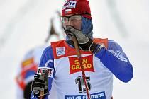 Český lyžař Lukáš Bauer skončil ve Val di Fiemme na 26. místě.