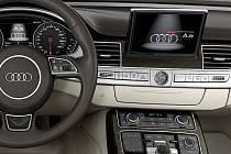 Audi ve svých vozech používá vlastní multimediální systém MMI.
