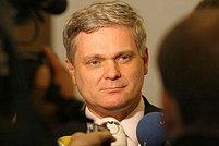 Exministr financí Vlastimil Tlustý