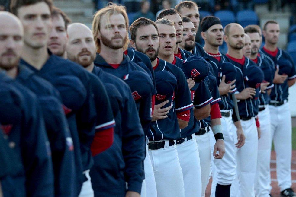 Čeští basebalisté mají stále šanci vybojovat si účast na olympiádě v Tokiu