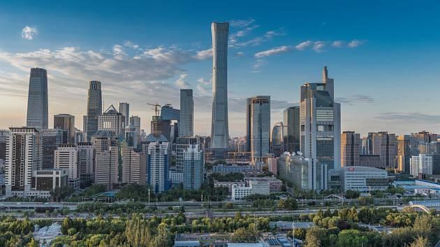 Pekingská CITIC Tower, nebo také China Zun, je nejvyšší postavenou budovou v roce 2018