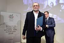 Ve věku 72 let zemřel spisovatel, novinář a scenárista televizních dokumentů Vladimír Kučera (na archivním snímku 6. února 2017).