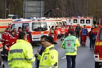 Při srážce vlaků v Bavorsku zahynuli čtyři lidé.