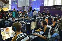 Turnaj v počítačových hrách BenQ Grunex Challenge.