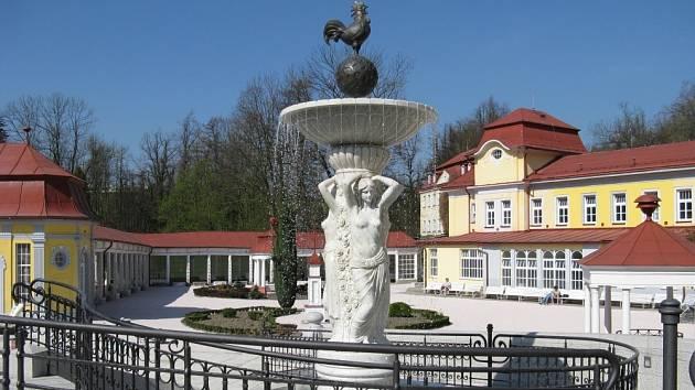 K návštěvě zvou Lázně Libverda i stezky Singltreku pod Smrkem.